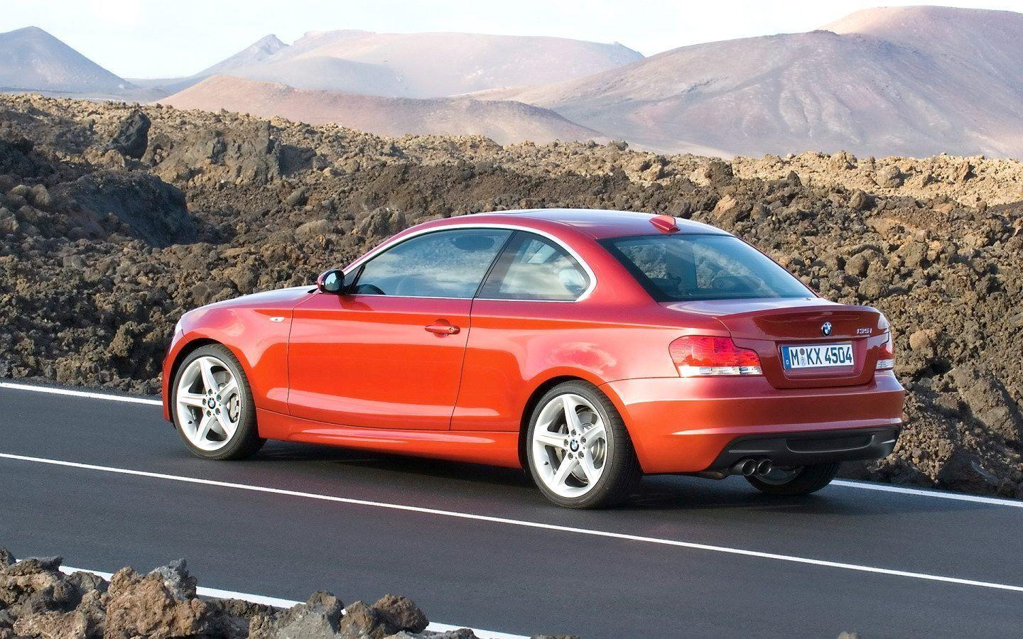 2008 BMW 1 Series Coupe Wallpaper 21 - 1440x900