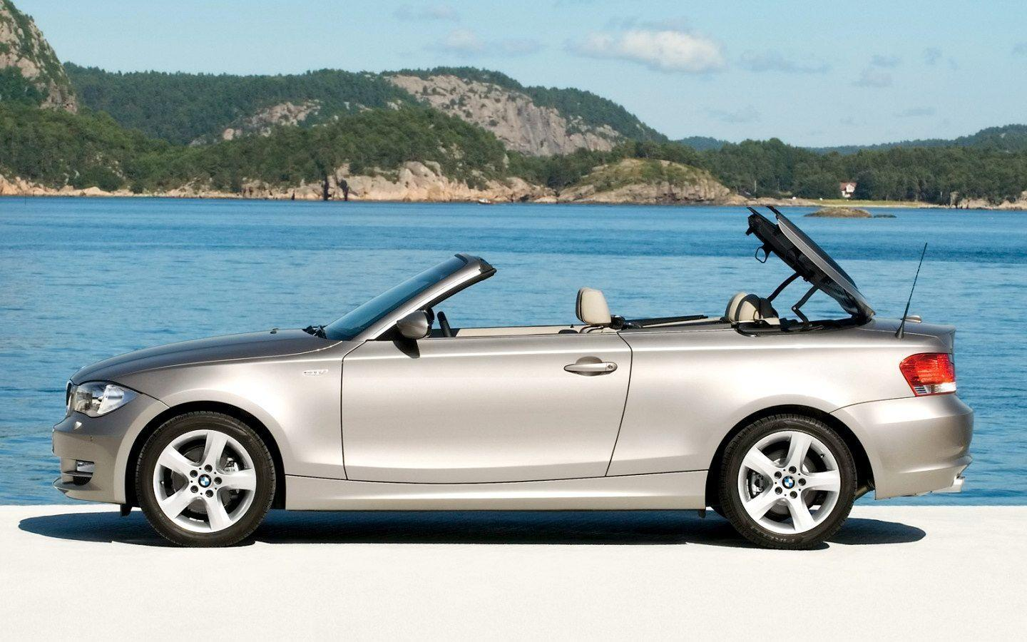 2008 BMW 1 Series Convertible Wallpaper 17 - 1440x900
