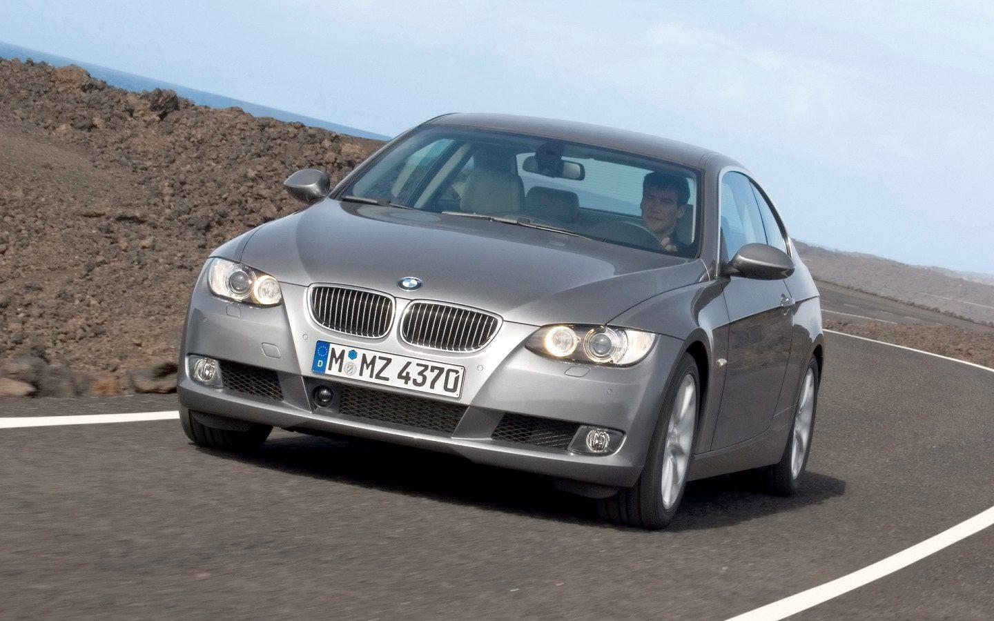 2007 BMW 335i Coupe Wallpaper 05 - 1440x900