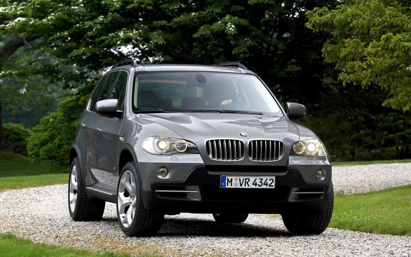 2007 BMW X5 Wallpaper 16 - 1440x900