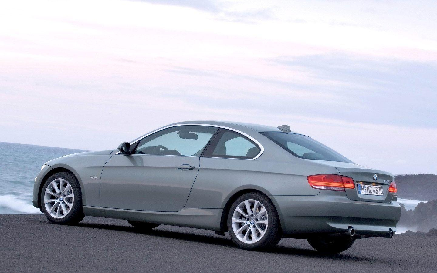 2007 BMW 335i Coupe Wallpaper 10 - 1440x900