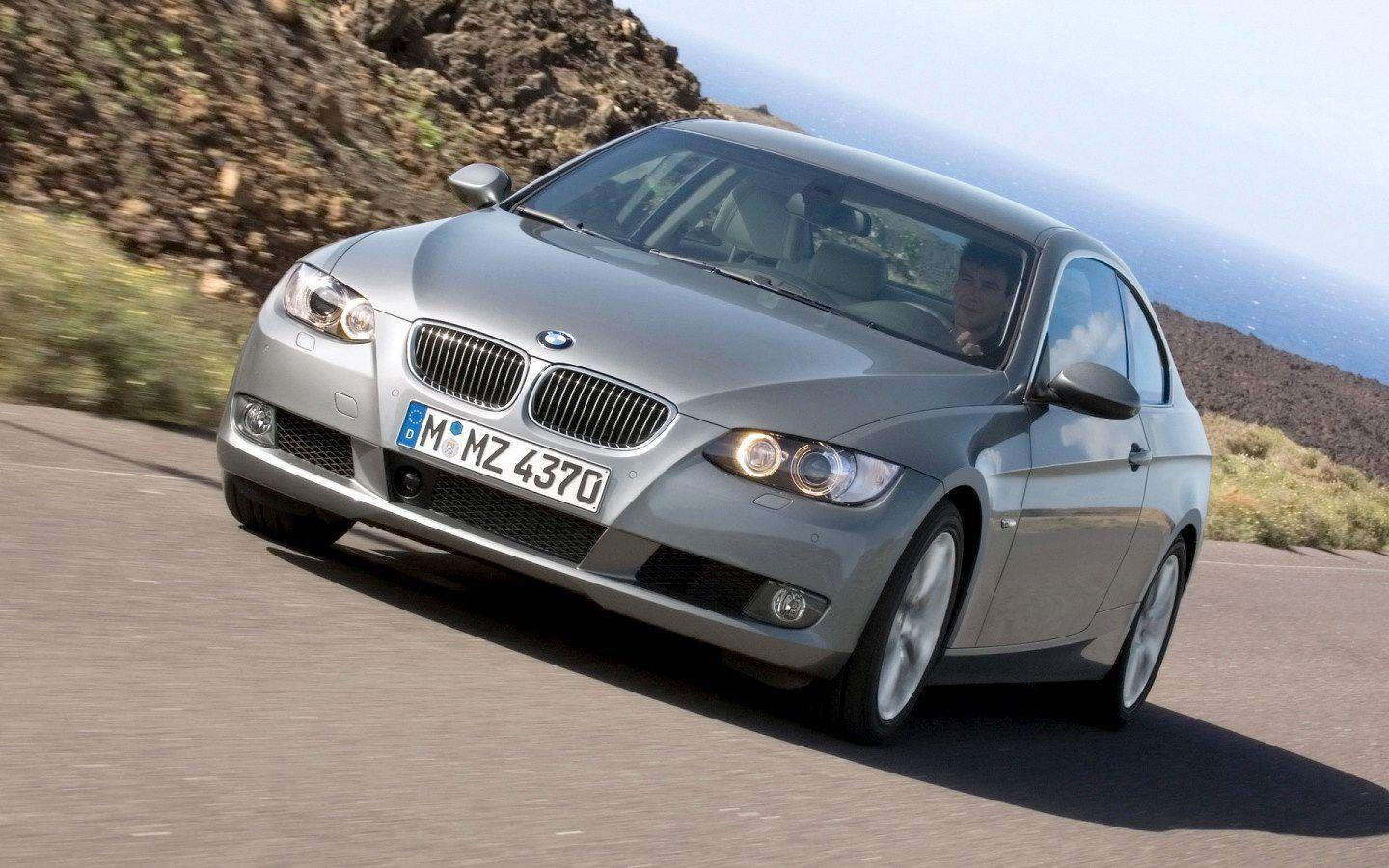 2007 BMW 335i Coupe Wallpaper 01 - 1440x900