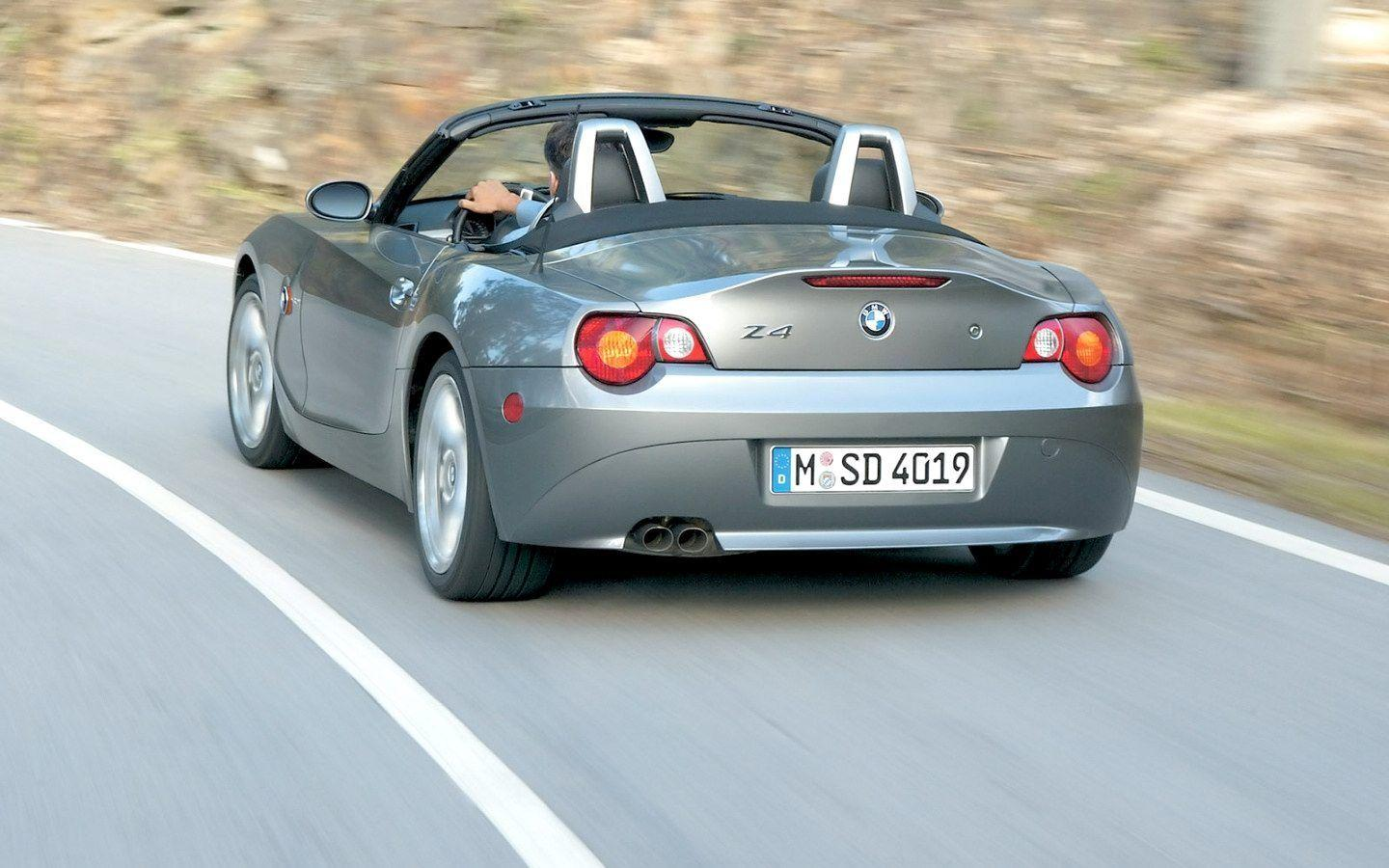 BMW Z4 Roadster Wallpaper 06 - 1440x900