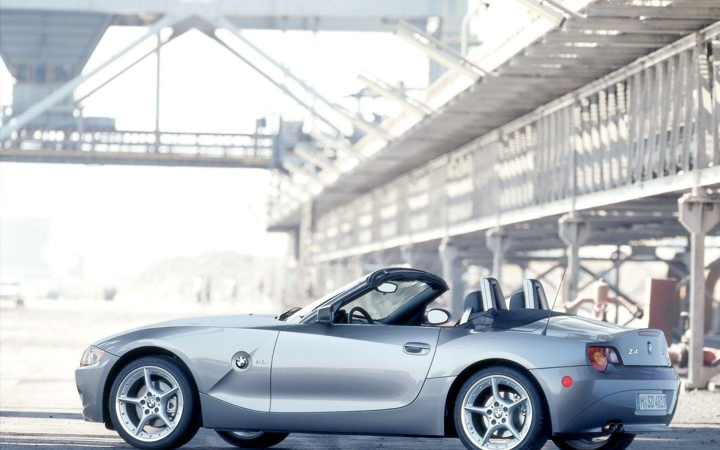 BMW Z4 Roadster Wallpaper 03 - 1440x900