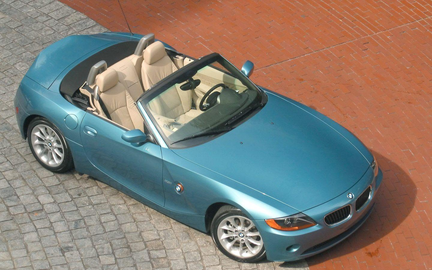 BMW Z4 Roadster Wallpaper 23 - 1440x900