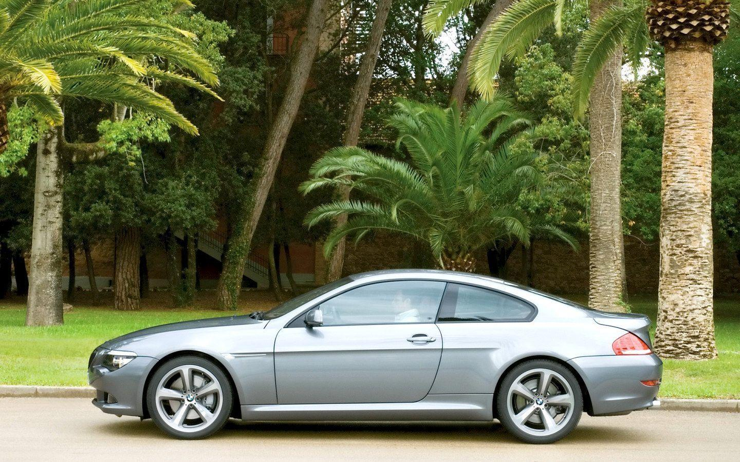 2008 BMW 6 Series Wallpaper 04 - 1440x900