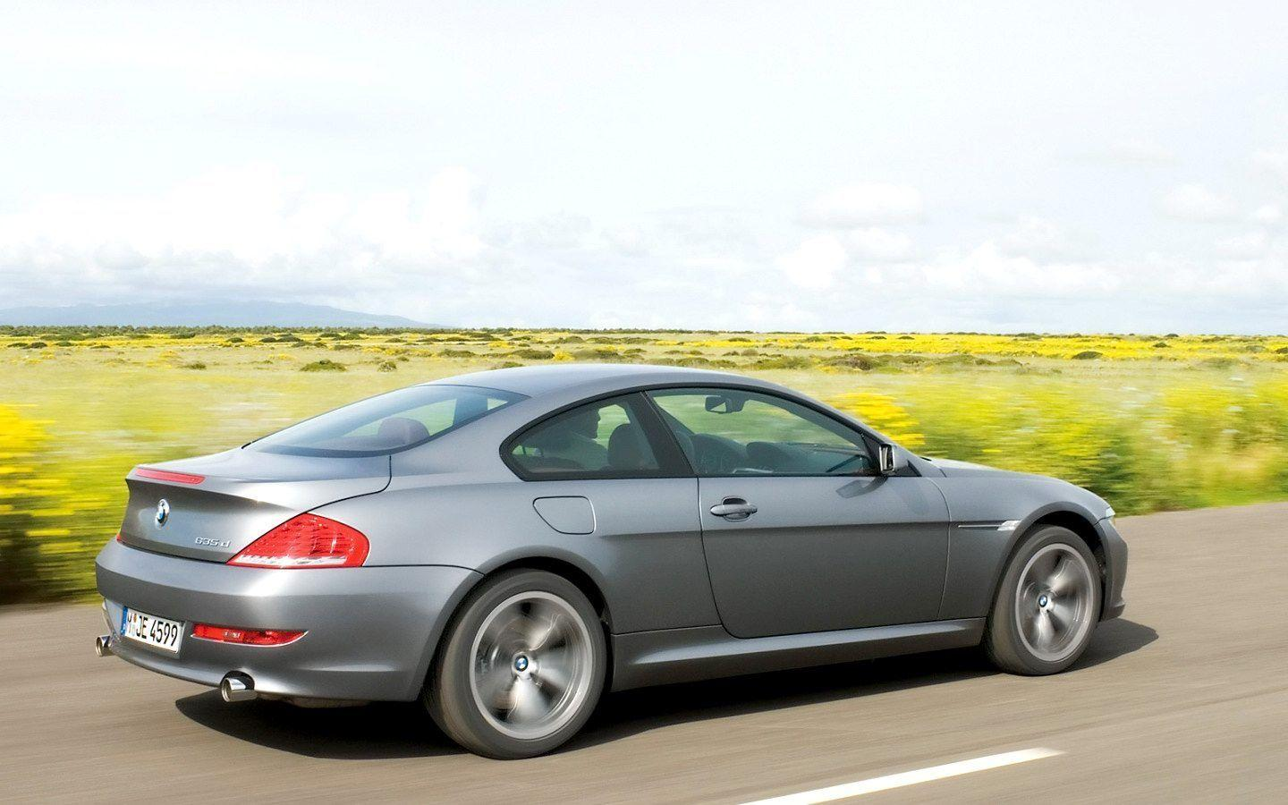 2008 BMW 6 Series Wallpaper 37 - 1440x900