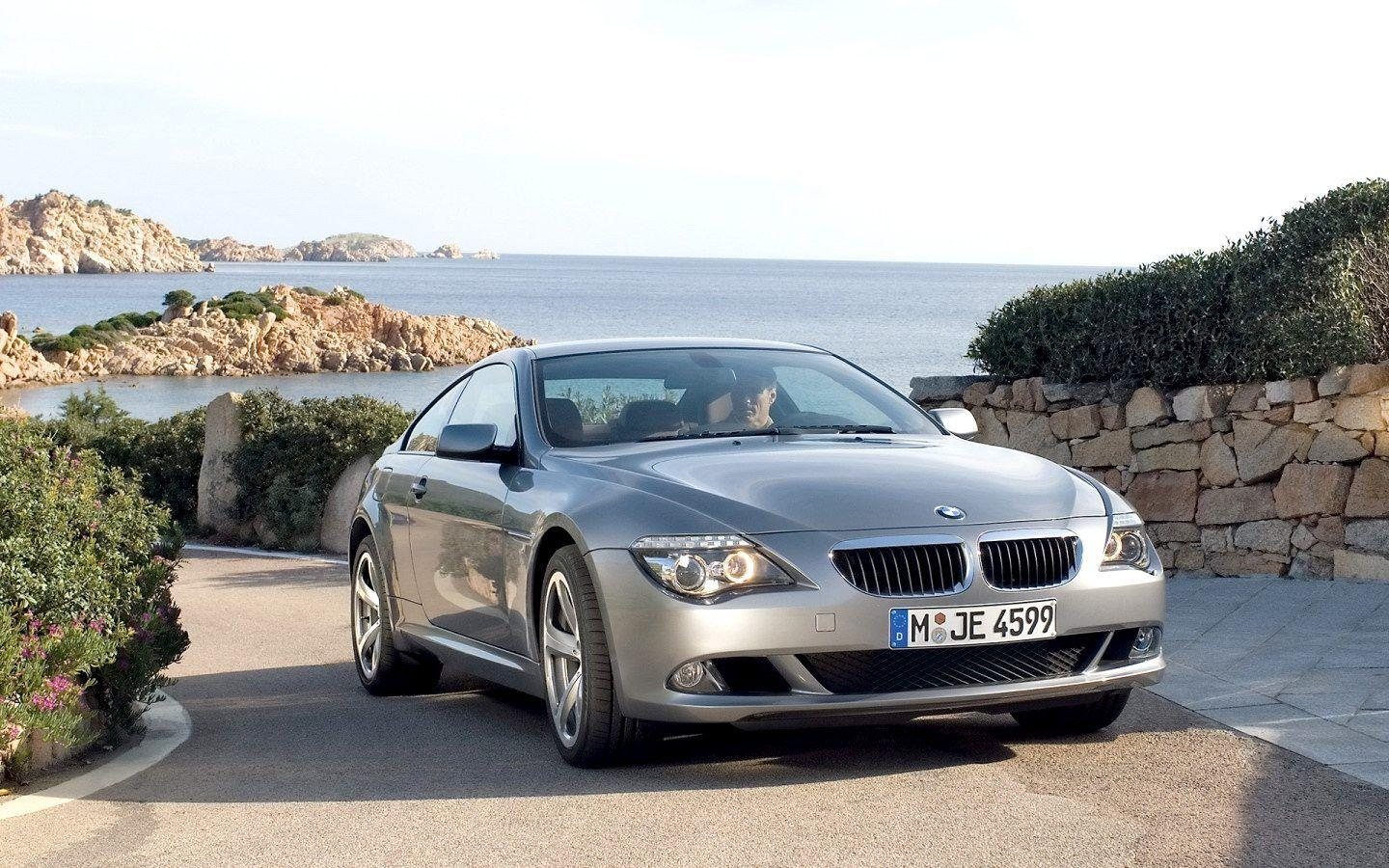 2008 BMW 6 Series Wallpaper 24 - 1440x900