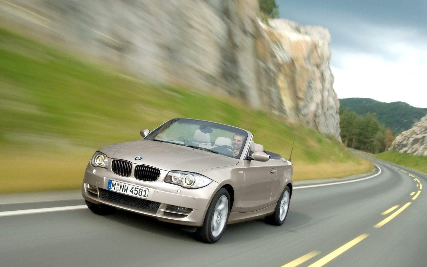 2008 BMW 1 Series Convertible Wallpaper 14 - 1440x900