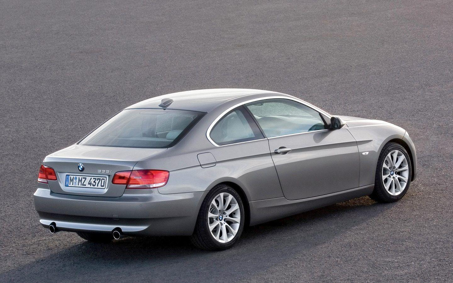 2007 BMW 335i Coupe Wallpaper 08 - 1440x900