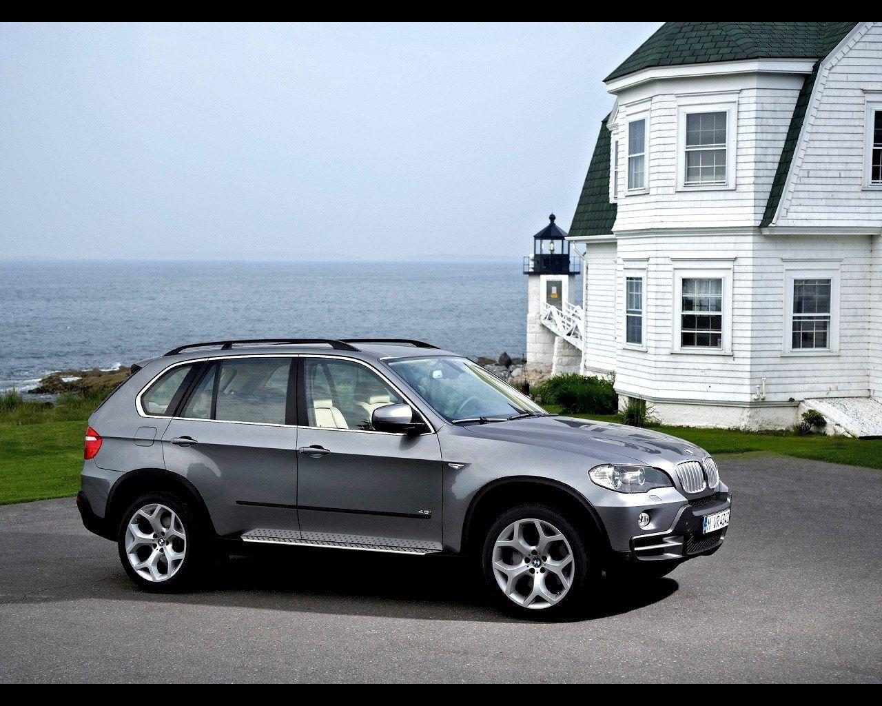 2007 BMW X5 Wallpaper 03 - 1280x1024