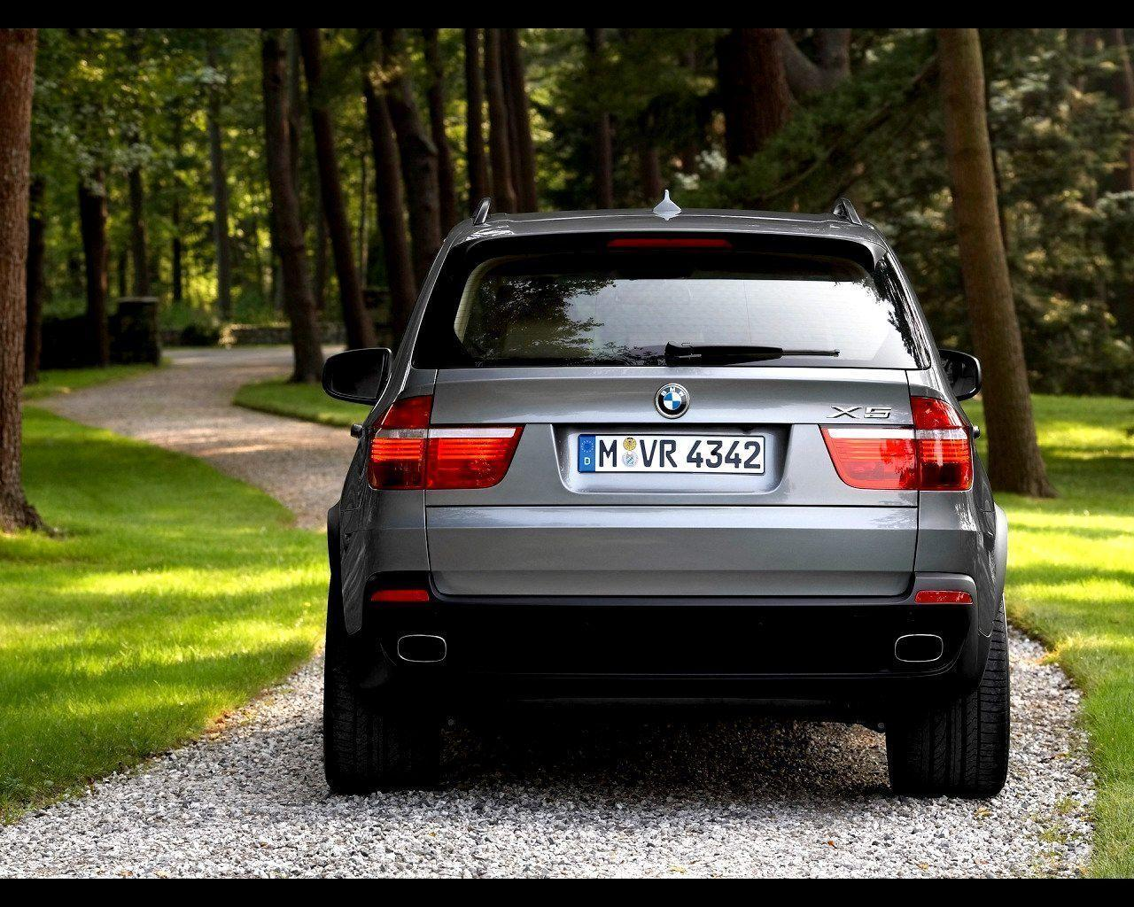 2007 BMW X5 Wallpaper 07 - 1280x1024