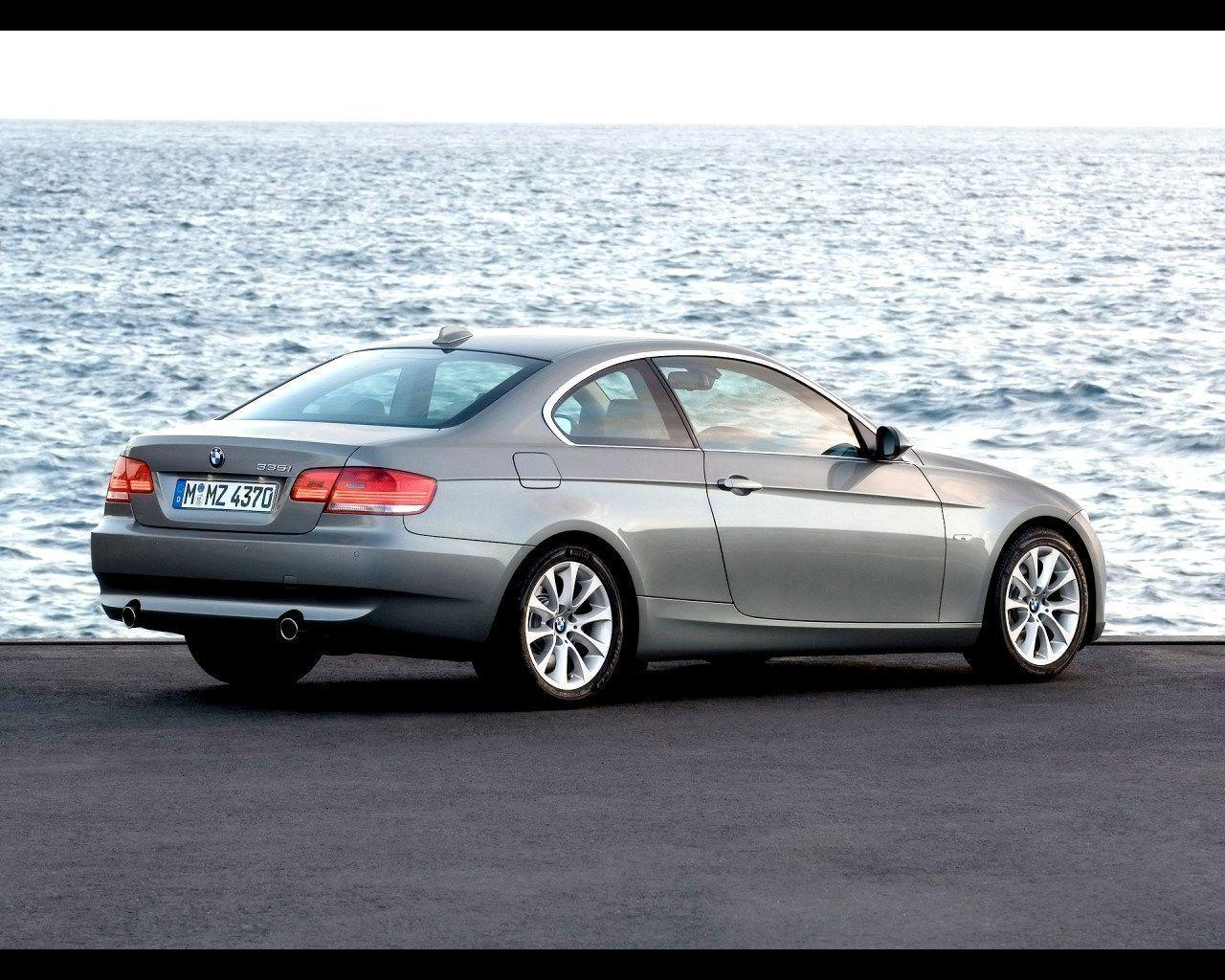 2007 BMW 335i Coupe Wallpaper 06 - 1280x1024