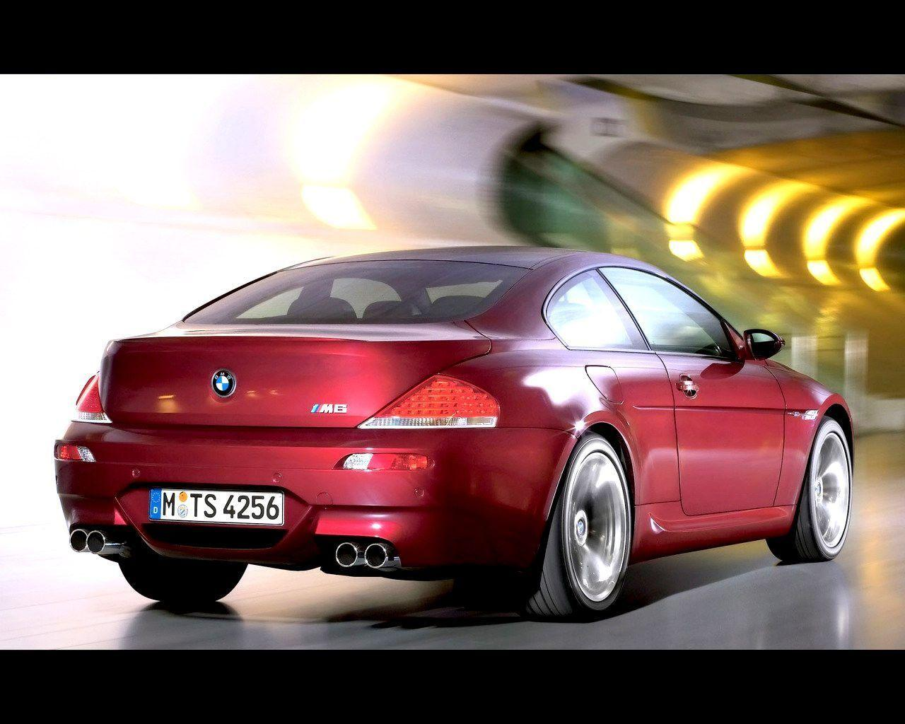 2006 BMW M6 Wallpaper 11 - 1280x1024