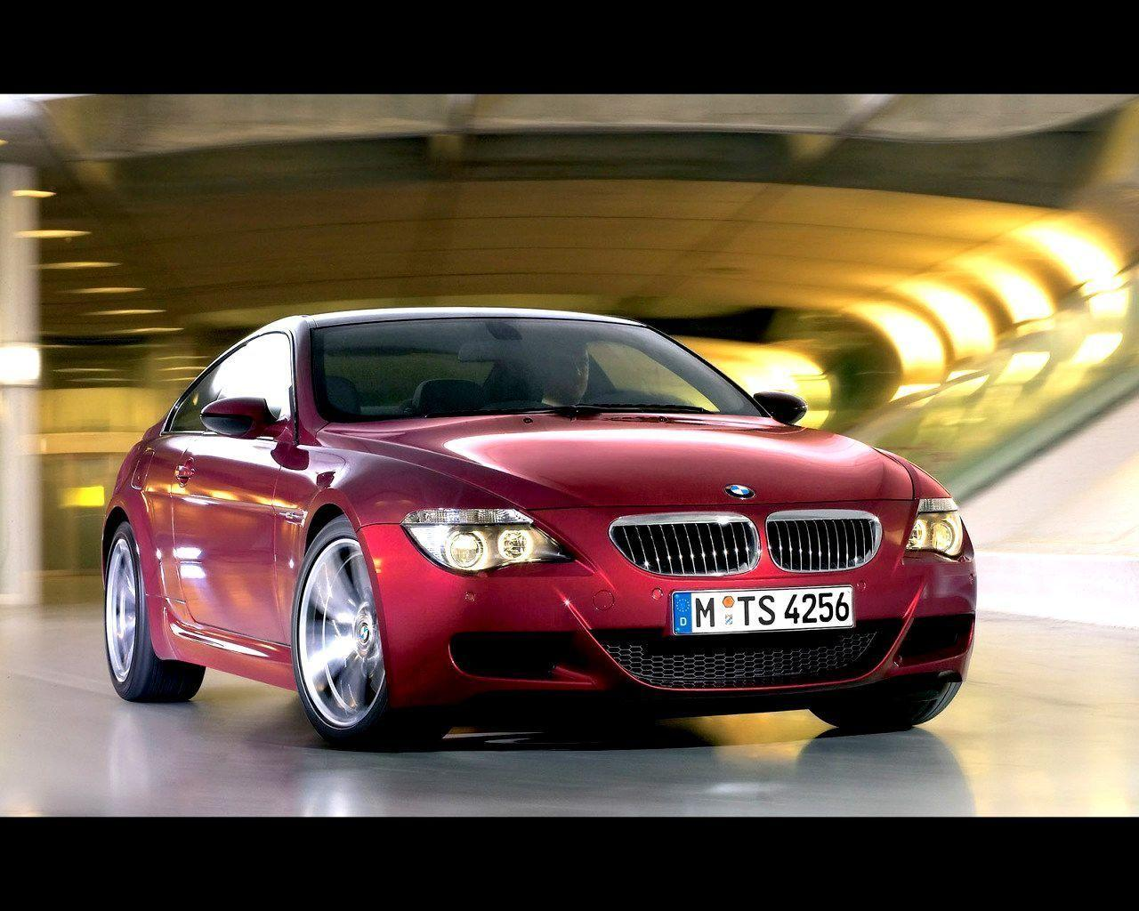 2006 BMW M6 Wallpaper 06 - 1280x1024