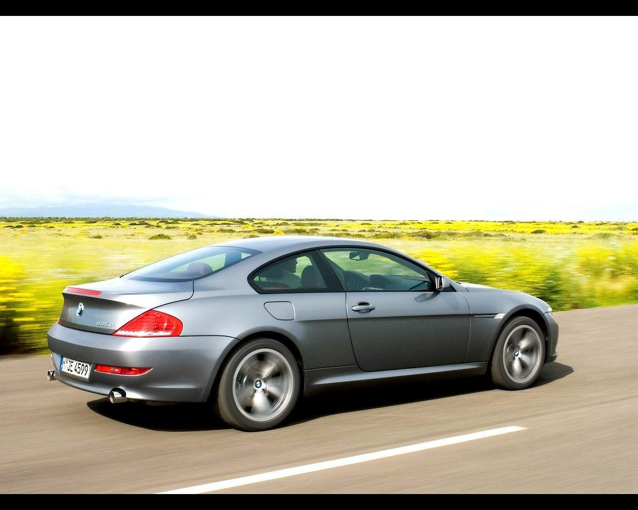 2008 BMW 6 Series Wallpaper 37 - 1280x1024
