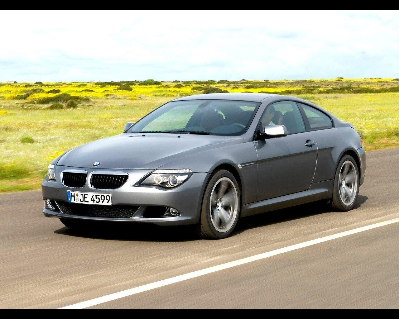 2008 BMW 6 Series Wallpaper 16 - 1280x1024