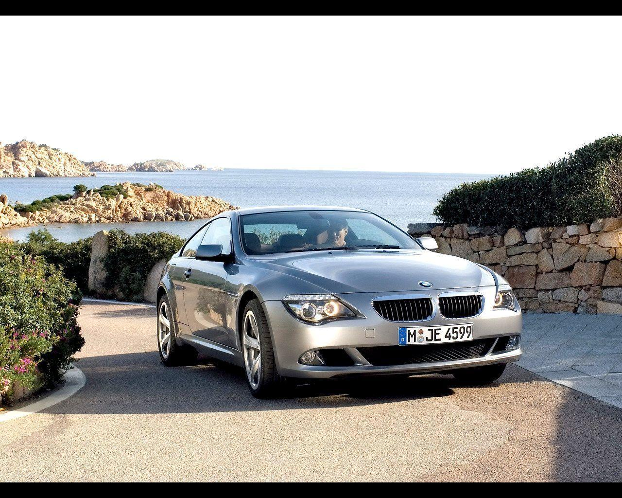 2008 BMW 6 Series Wallpaper 24 - 1280x1024