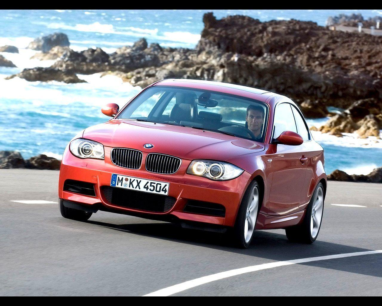 2008 BMW 1 Series Coupe Wallpaper 12 - 1280x1024