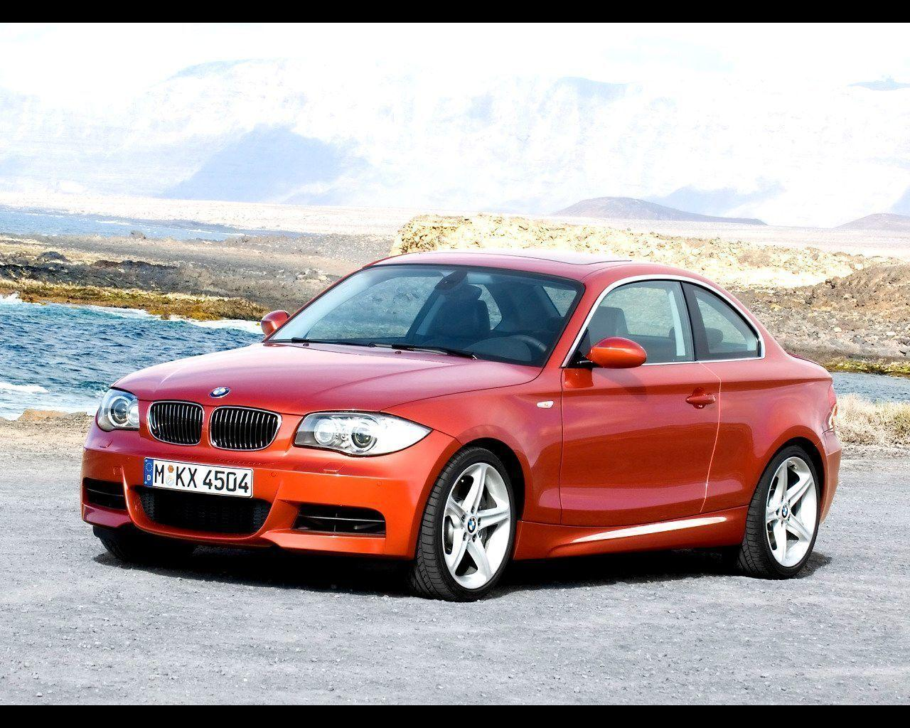 2008 BMW 1 Series Coupe Wallpaper 06 - 1280x1024