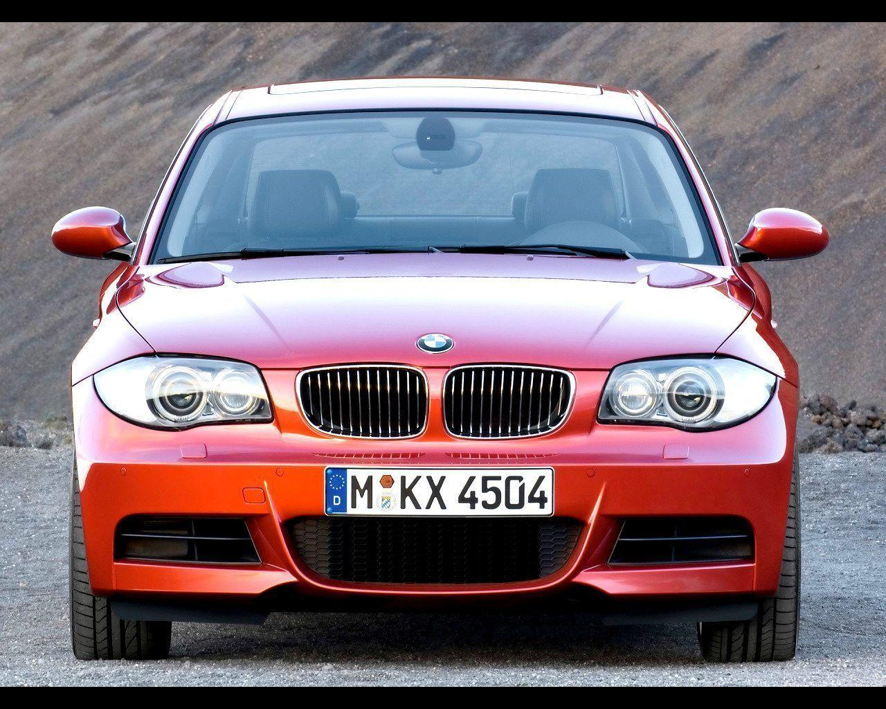 2008 BMW 1 Series Coupe Wallpaper 05 - 1280x1024