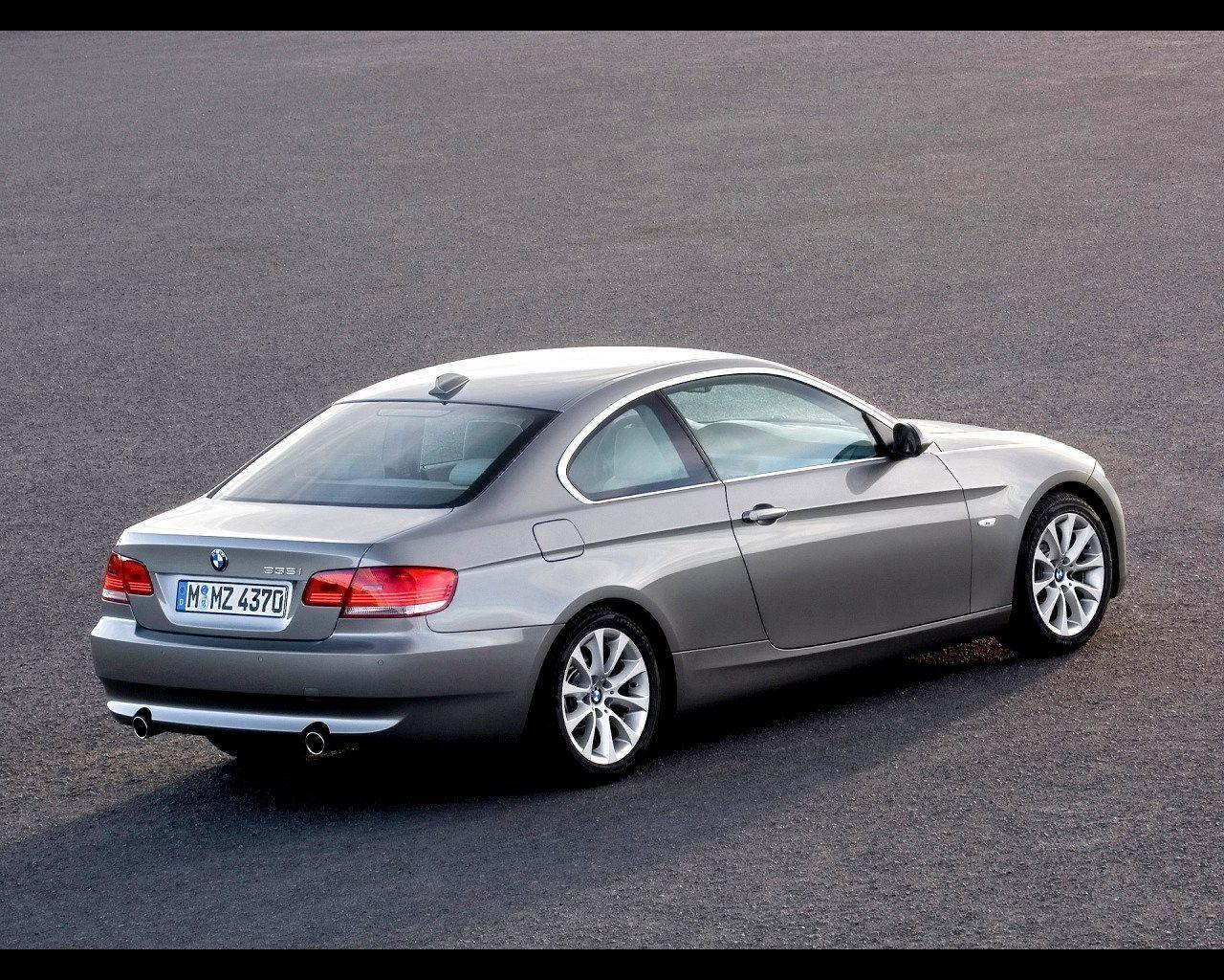 2007 BMW 335i Coupe Wallpaper 08 - 1280x1024