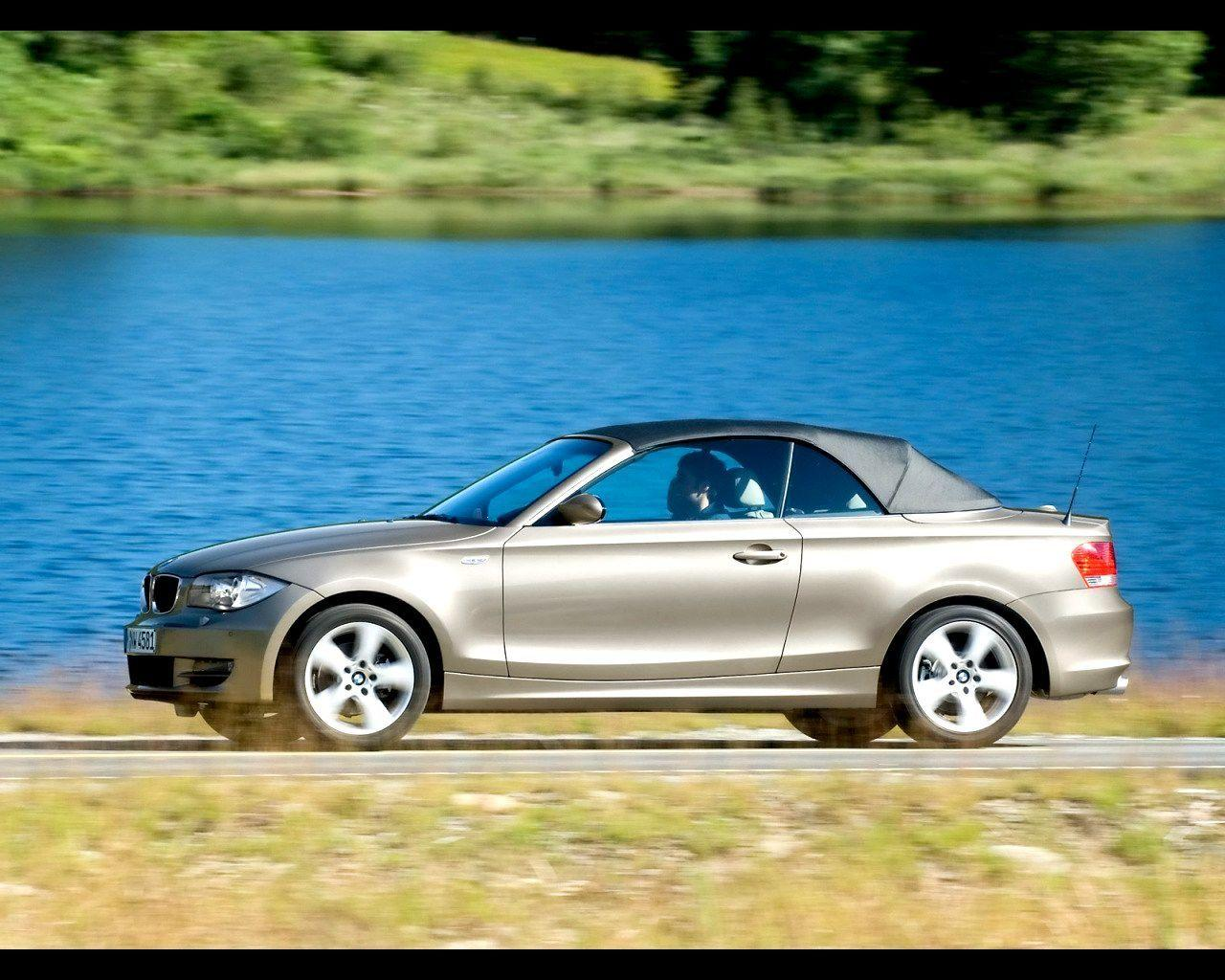 2008 BMW 1 Series Convertible Wallpaper 04 - 1280x1024