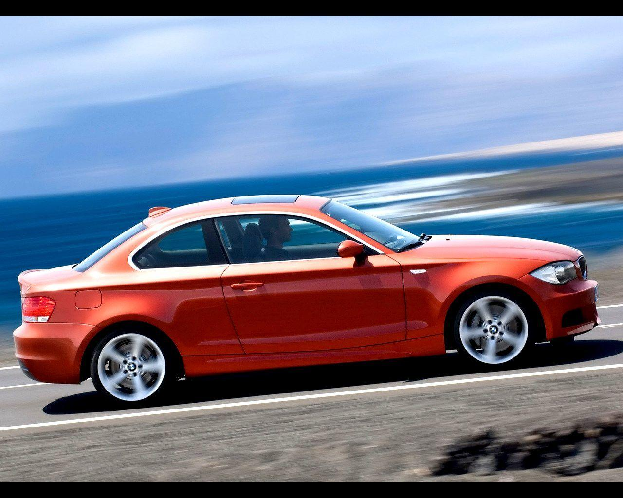 2008 BMW 1 Series Coupe Wallpaper 19 - 1280x1024