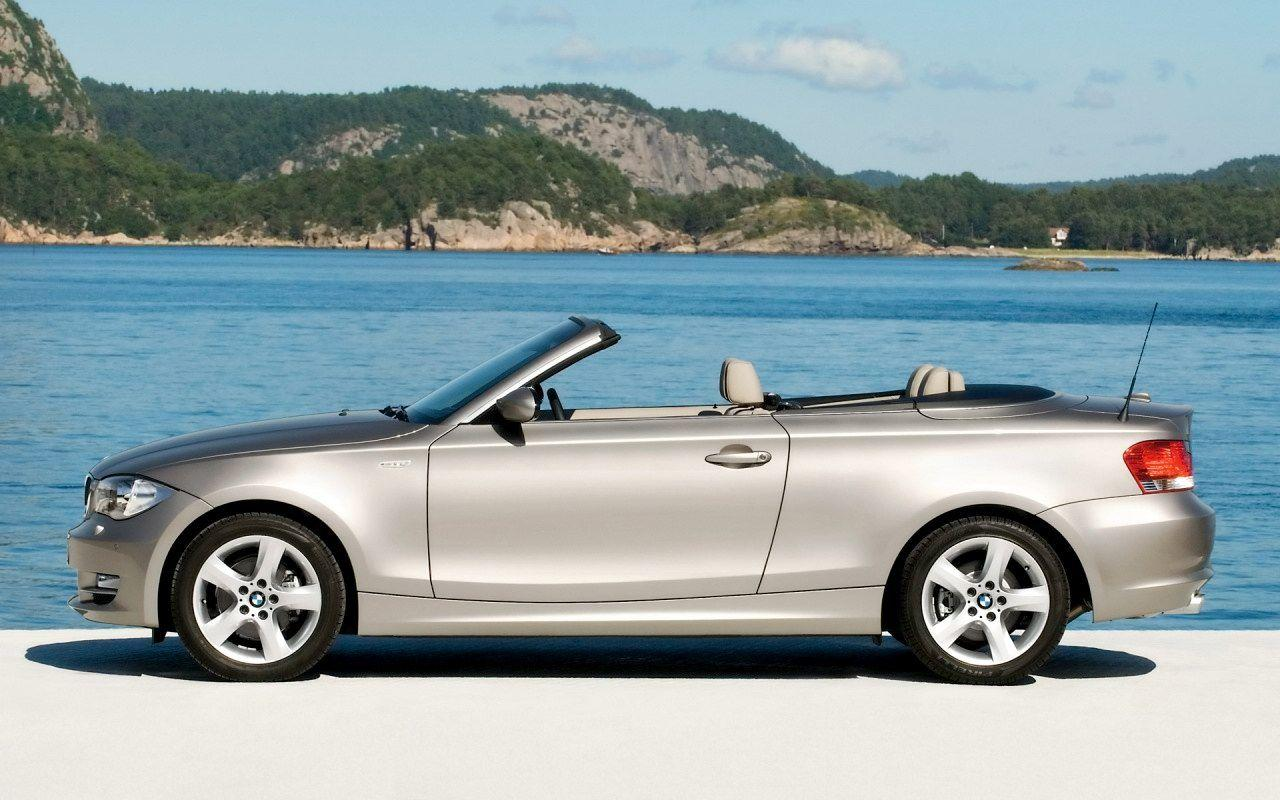 2008 BMW 1 Series Convertible Wallpaper 16 - 1280x800