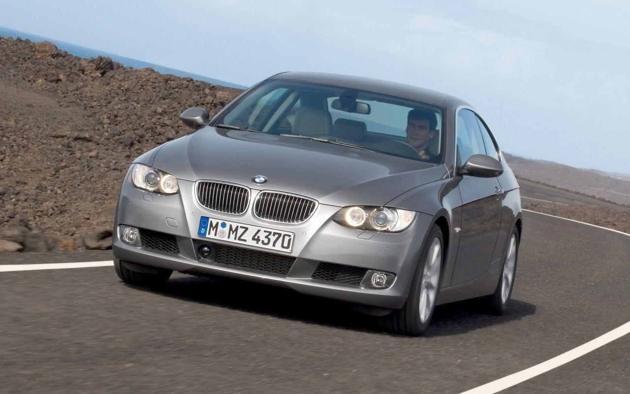2007 BMW 335i Coupe Wallpaper 05 - 1280x800