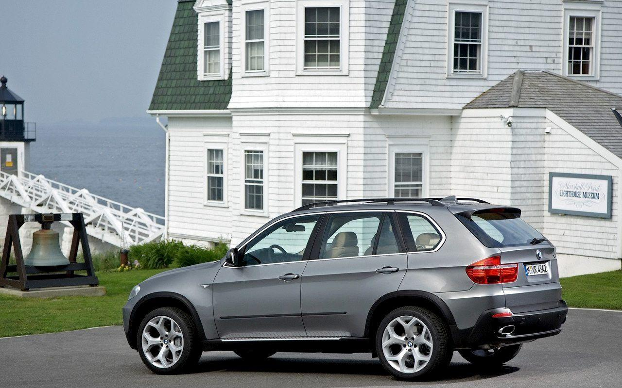 2007 BMW X5 Wallpaper 02 - 1280x800