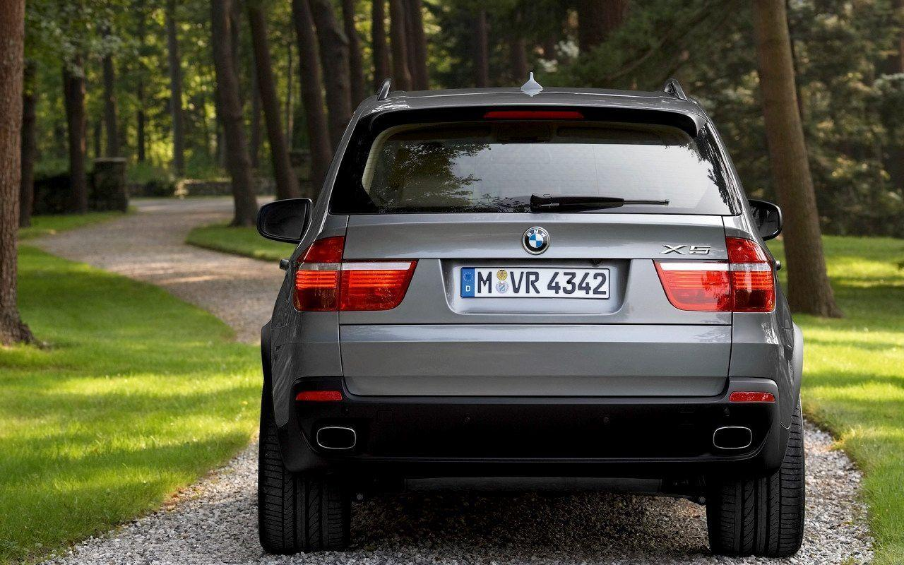 2007 BMW X5 Wallpaper 07 - 1280x800