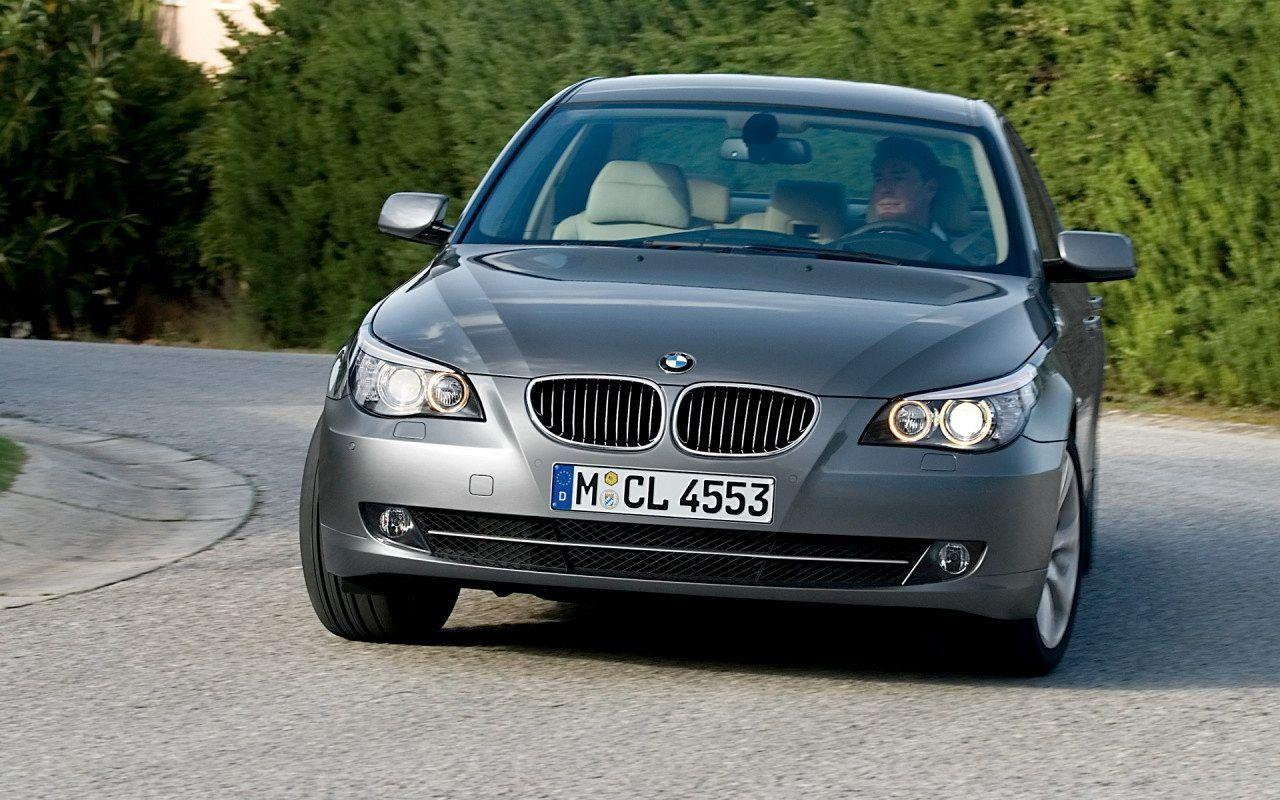 2008 BMW 5 Series Wallpaper 11 - 1280x800