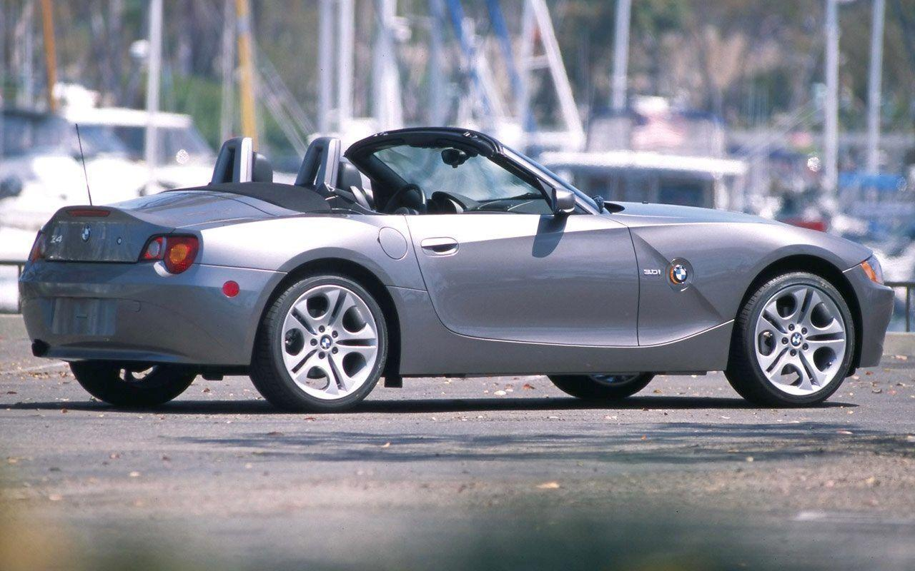 BMW Z4 Roadster Wallpaper 08 - 1280x800