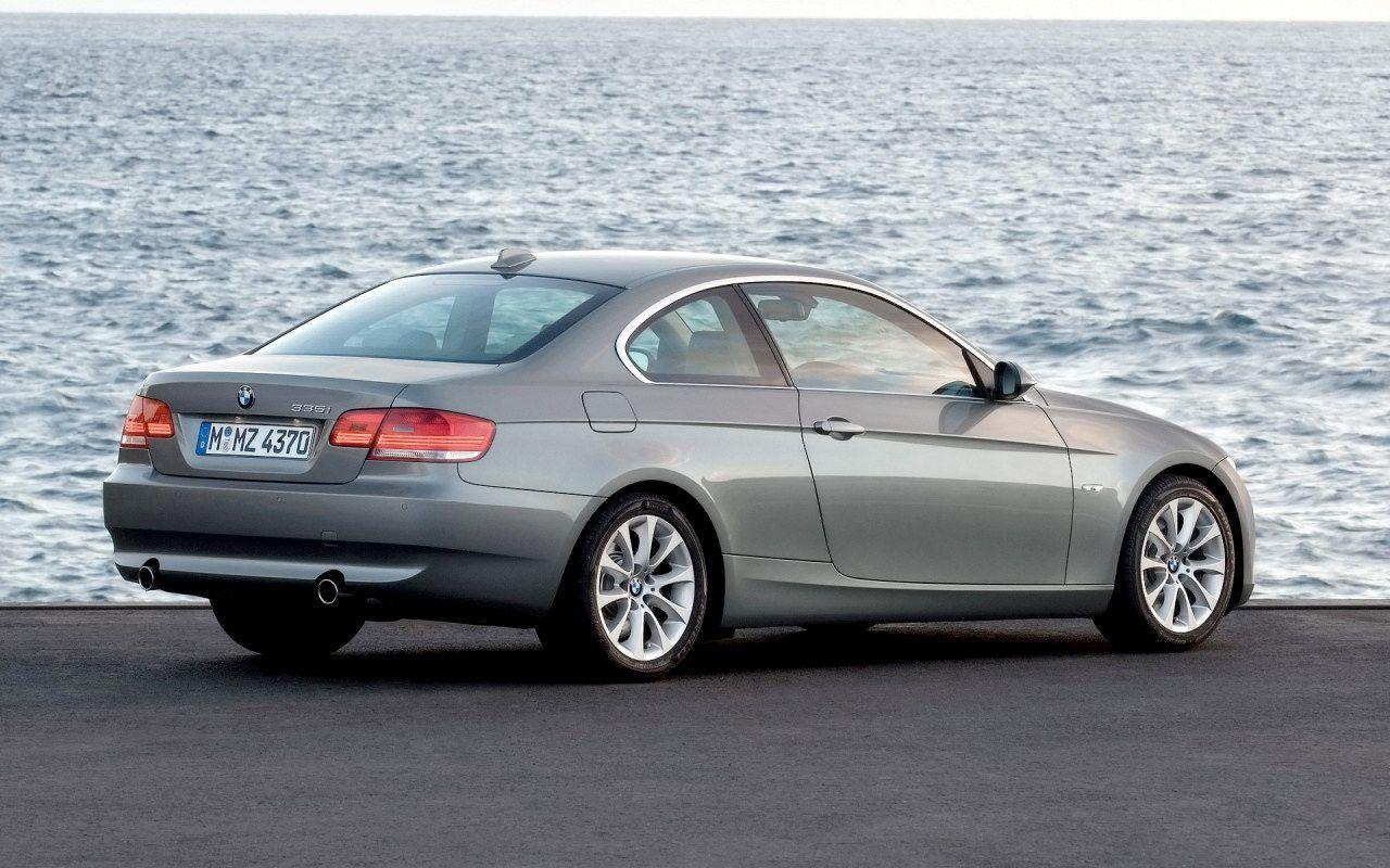 2007 BMW 335i Coupe Wallpaper 06 - 1280x800