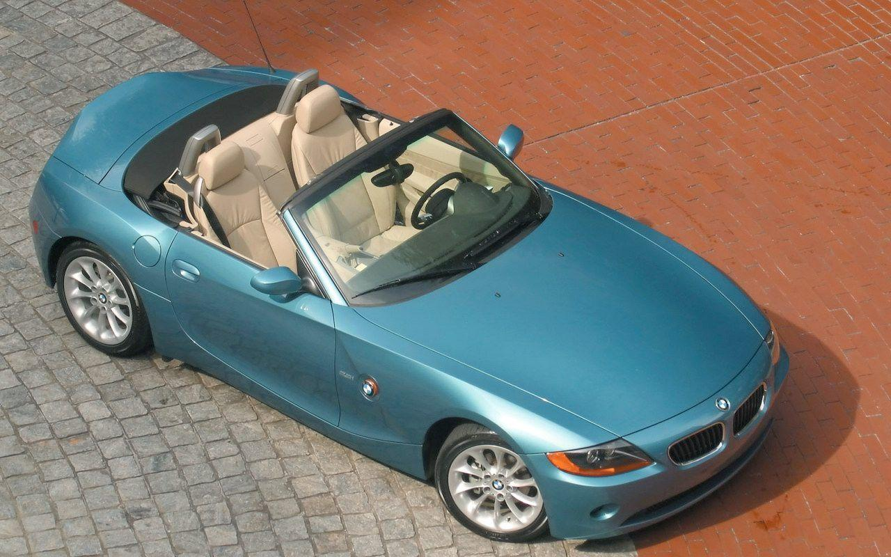 BMW Z4 Roadster Wallpaper 23 - 1280x800