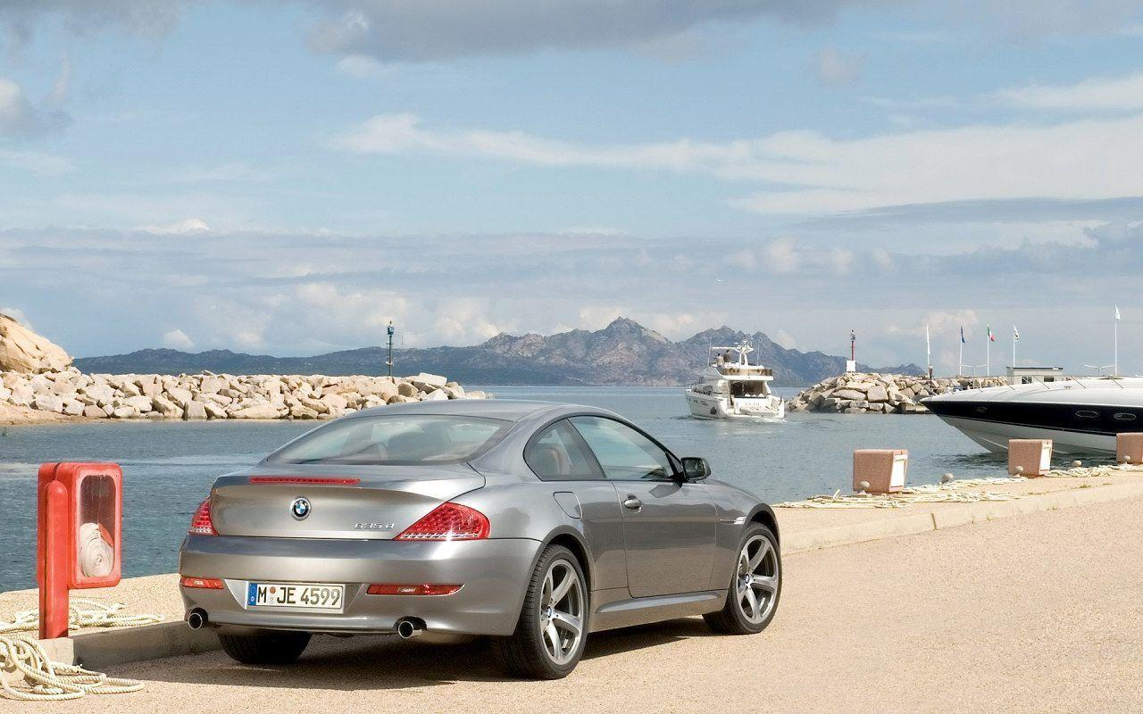 2008 BMW 6 Series Wallpaper 36 - 1280x800