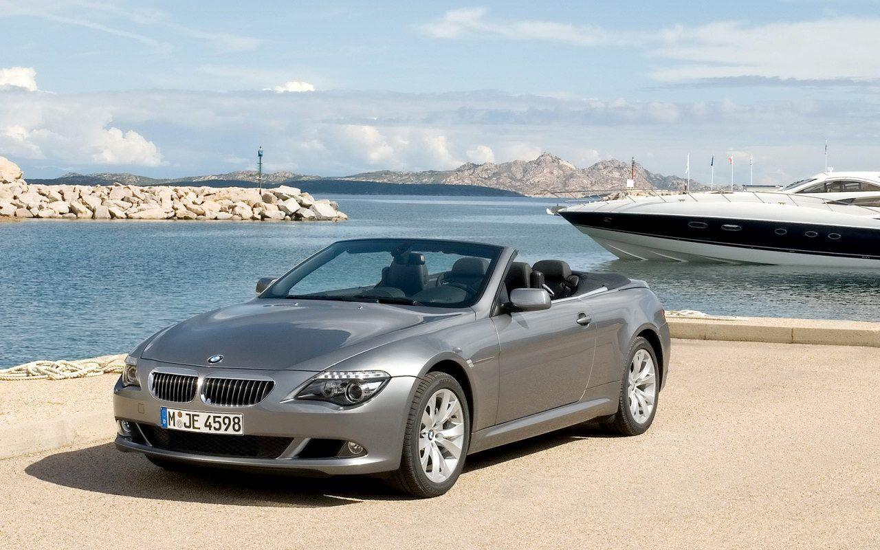 2008 BMW 6 Series Wallpaper 19 - 1280x800