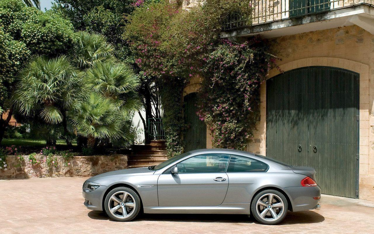 2008 BMW 6 Series Wallpaper 07 - 1280x800