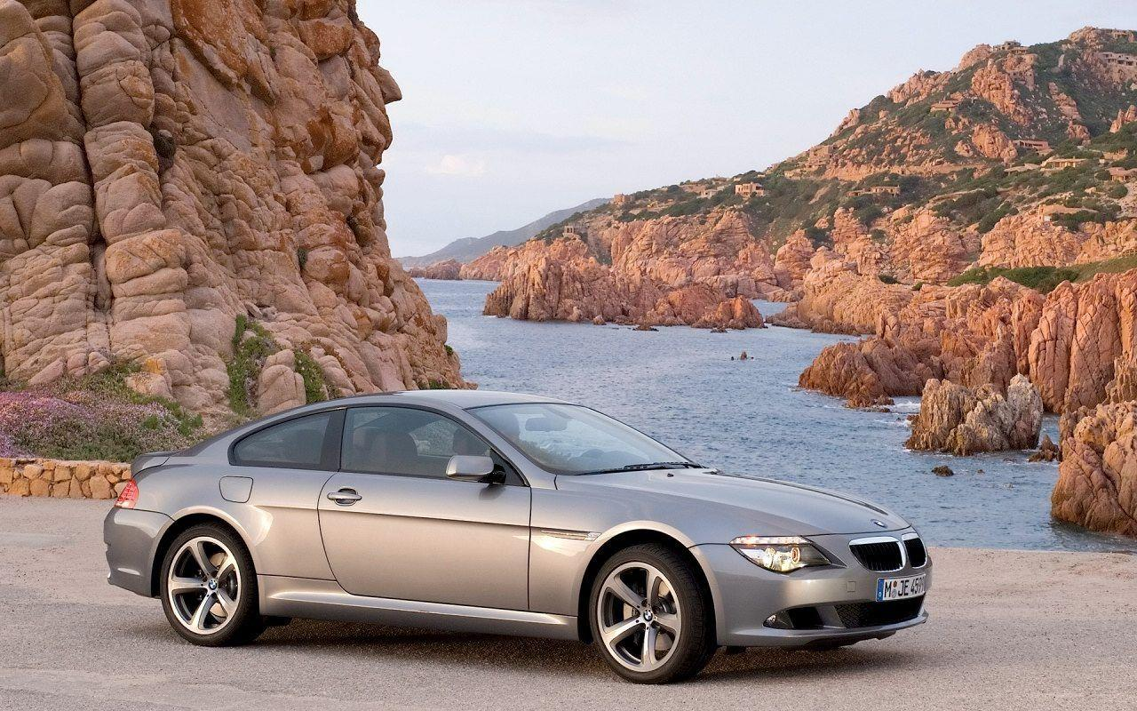 2008 BMW 6 Series Wallpaper 31 - 1280x800