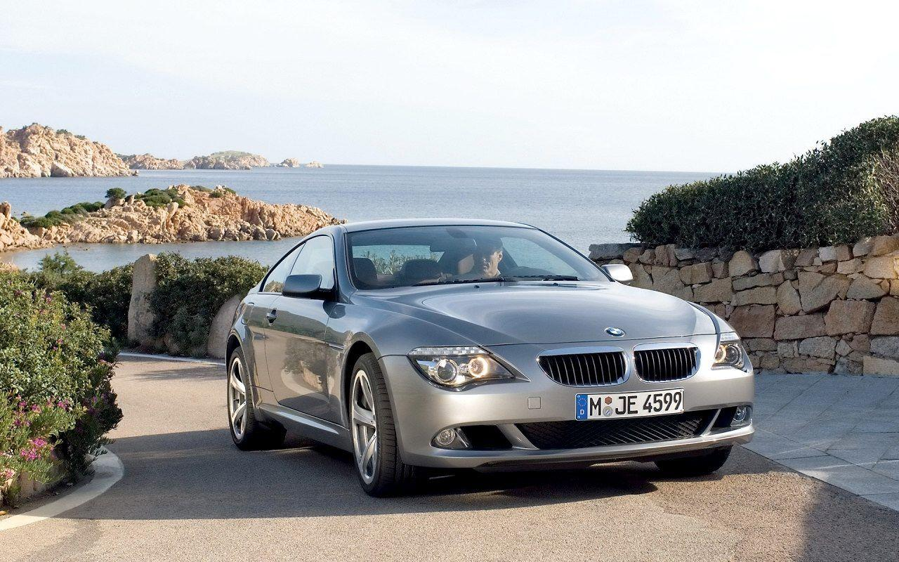 2008 BMW 6 Series Wallpaper 24 - 1280x800