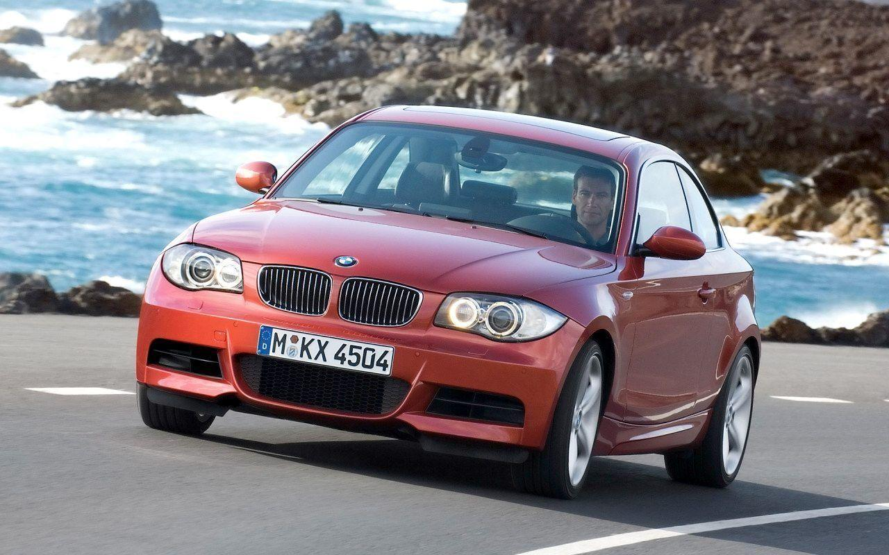 2008 BMW 1 Series Coupe Wallpaper 12 - 1280x800