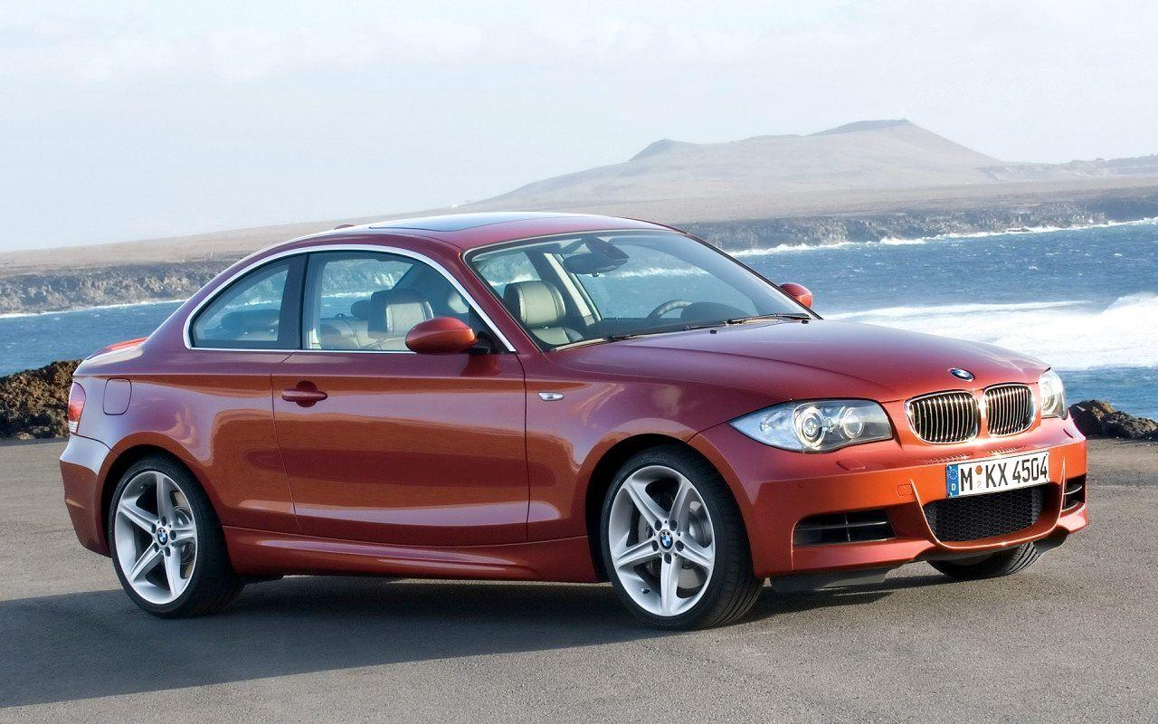 2008 BMW 1 Series Coupe Wallpaper 07 - 1280x800