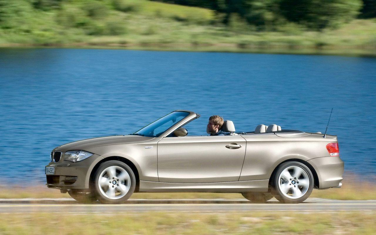 2008 BMW 1 Series Convertible Wallpaper 01 - 1280x800