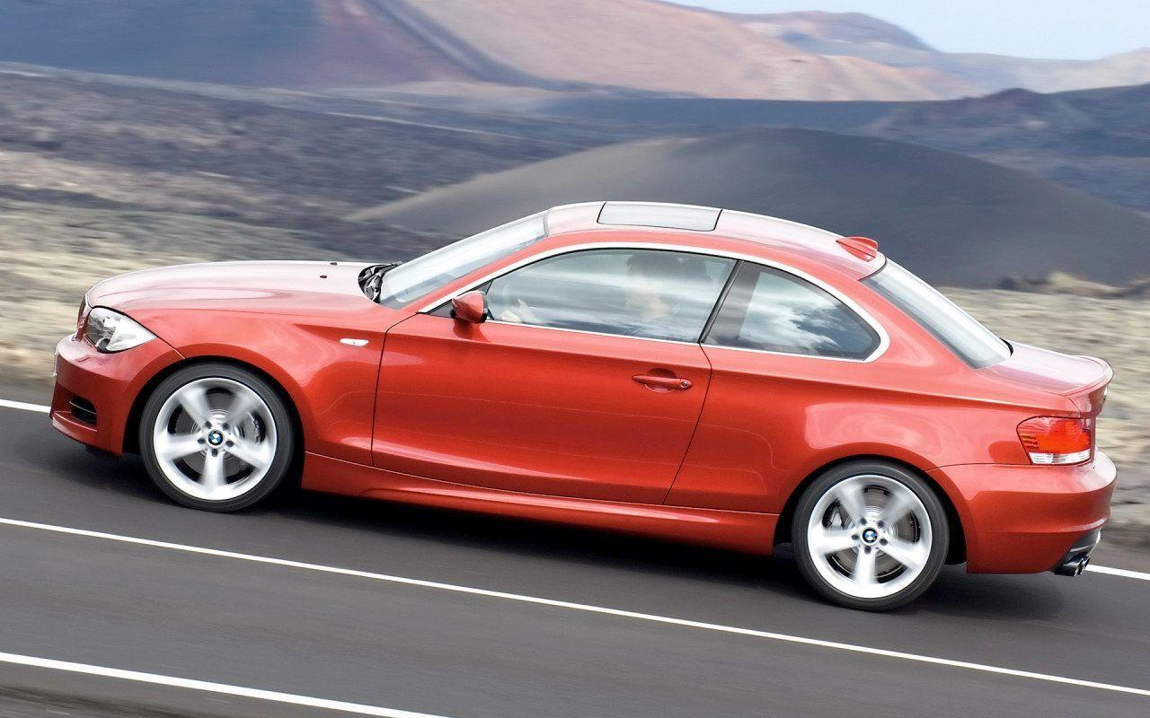 2008 BMW 1 Series Coupe Wallpaper 02 - 1280x800