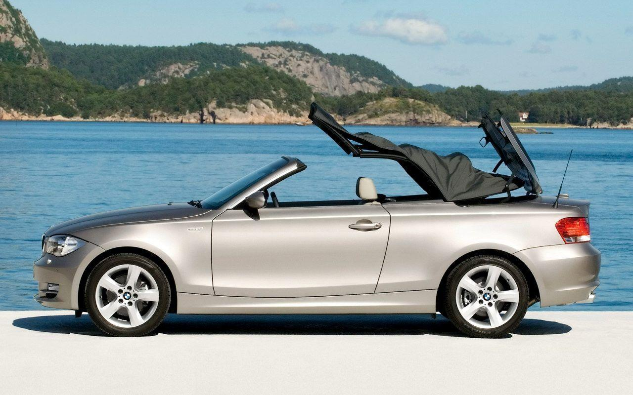 2008 BMW 1 Series Convertible Wallpaper 19 - 1280x800