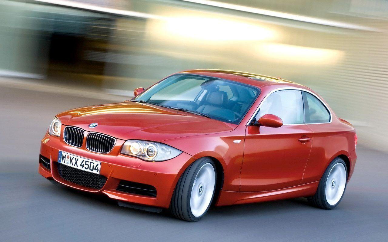 2008 BMW 1 Series Coupe Wallpaper 09 - 1280x800