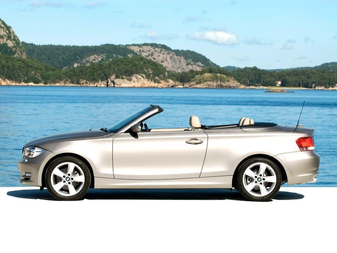 2008 BMW 1 Series Convertible Wallpaper 16 - 1152x864