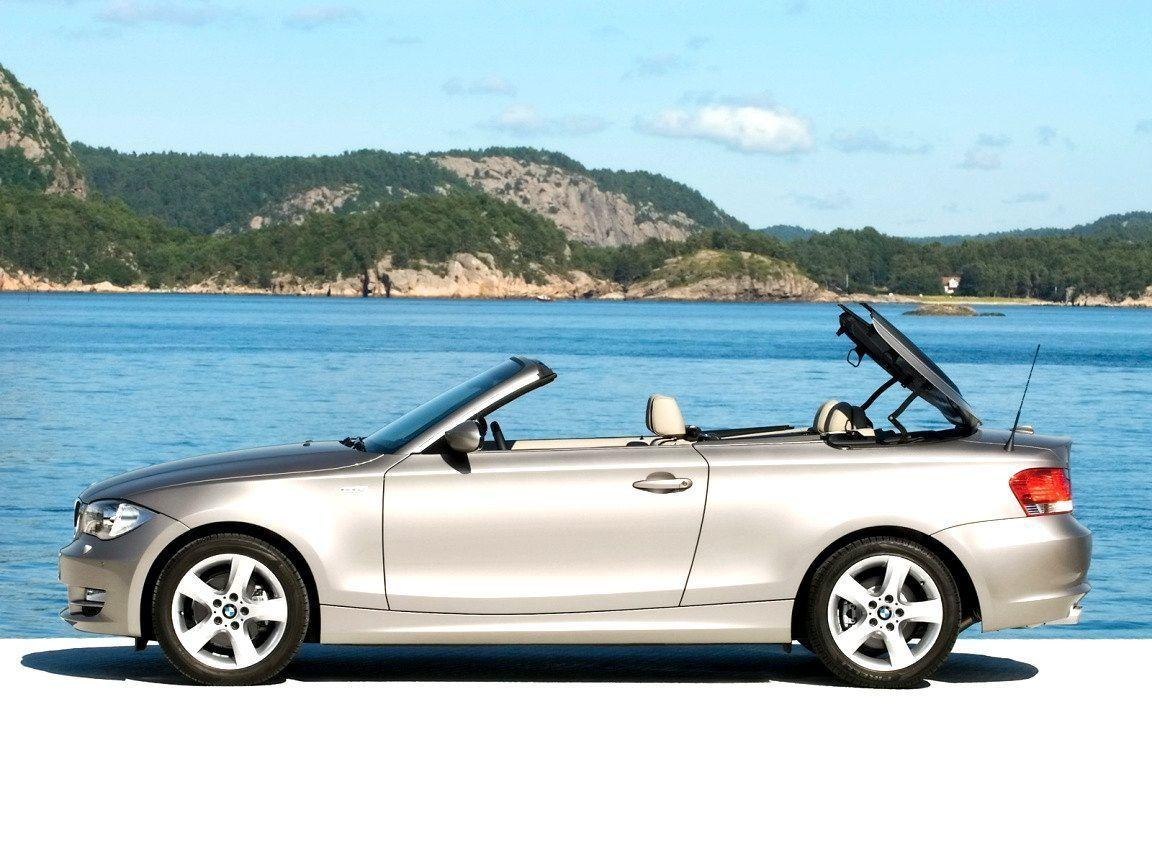 2008 BMW 1 Series Convertible Wallpaper 17 - 1152x864