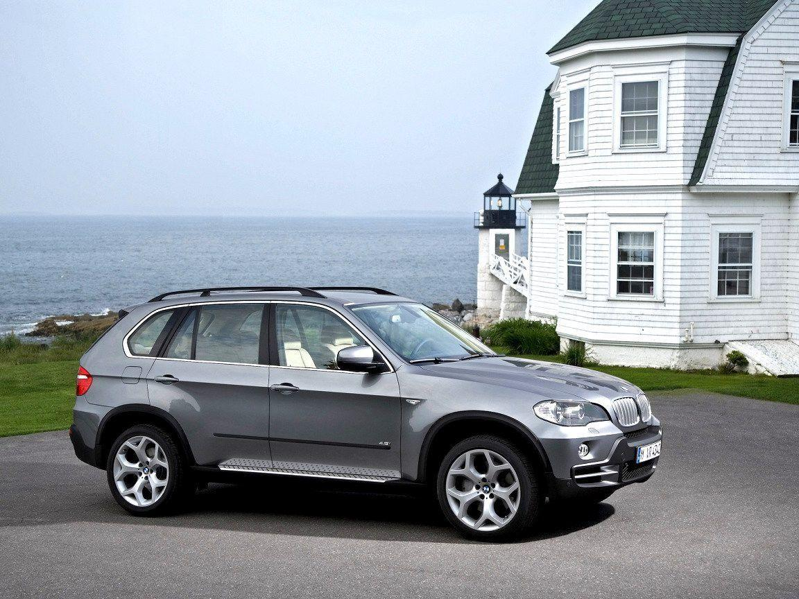 2007 BMW X5 Wallpaper 03 - 1152x864